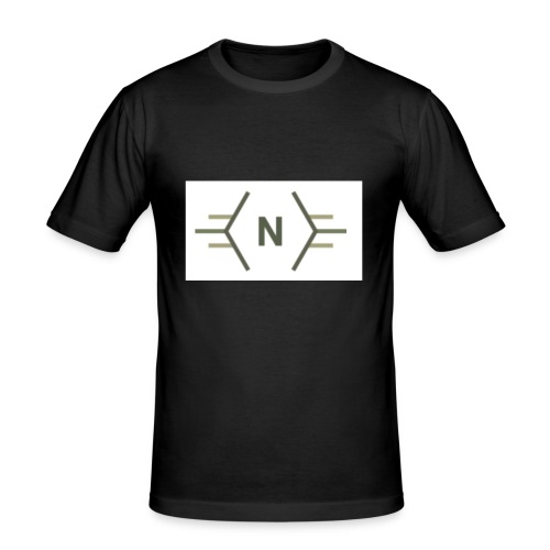 N exclusive logo - slim fit T-shirt