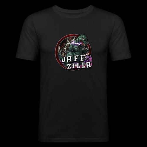 jaff logo - Men's Slim Fit T-Shirt