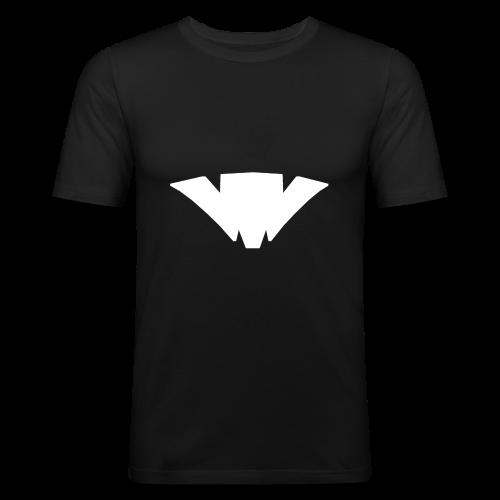 Unifont Logo - Men's Slim Fit T-Shirt