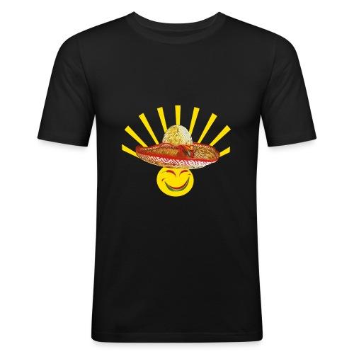 mexican sun - Männer Slim Fit T-Shirt