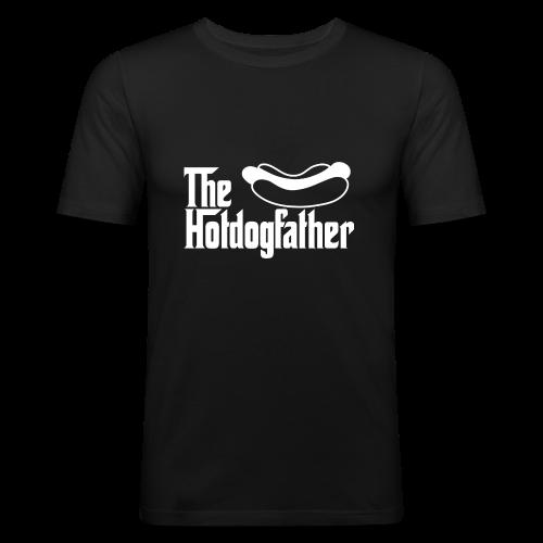 The Hotdogfather - Camiseta ajustada hombre
