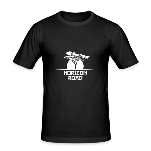 Horizon Road - Men's Slim Fit T-Shirt