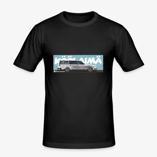 245 D24 - Slim Fit T-shirt herr