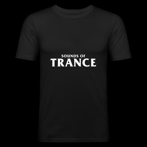 Sound Of Trance - Men's Slim Fit T-Shirt
