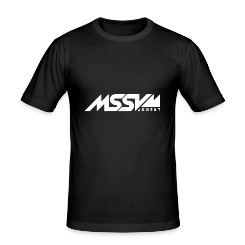 Massive Moment - Men's Slim Fit T-Shirt