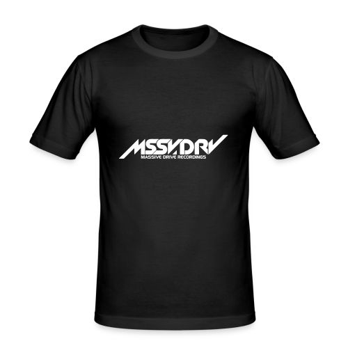 Massive Drive - Men's Slim Fit T-Shirt