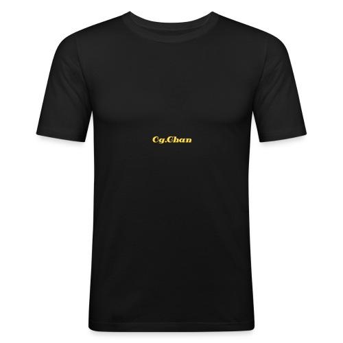 Og Gold - Men's Slim Fit T-Shirt