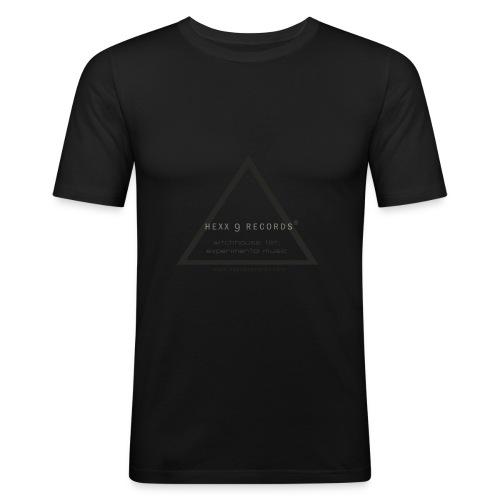 ђεƔƔ 9 recordϟ® tshirt - Men's Slim Fit T-Shirt