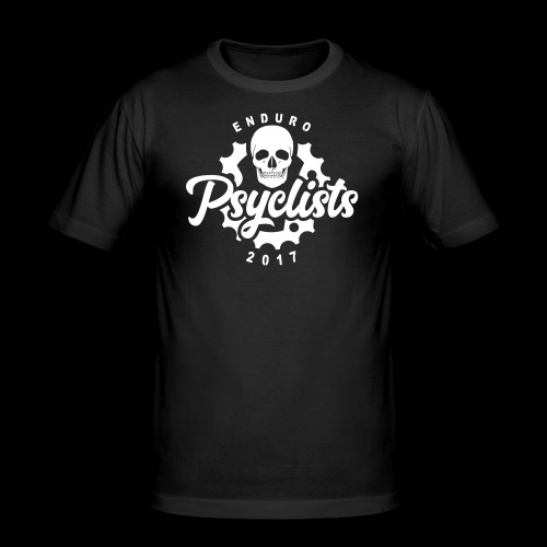 Psyclists - Männer Slim Fit T-Shirt