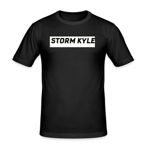STORM KYLE T-Shirts - Men's Slim Fit T-Shirt