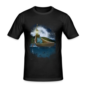 Cay in de boot - slim fit T-shirt