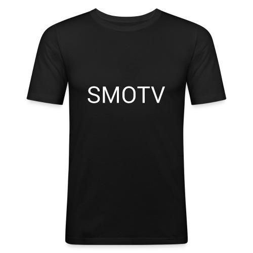 Hoddie und T-shirts - Männer Slim Fit T-Shirt