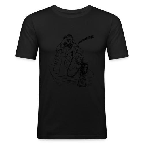 HookahClothes - Männer Slim Fit T-Shirt