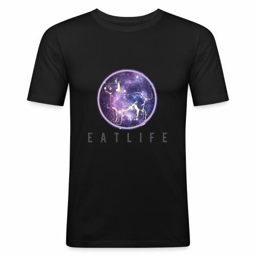 Space Dog - T-shirt près du corps Homme