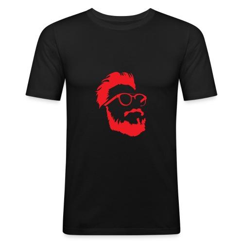 la t-shirt di Manuel Agostini - Maglietta aderente da uomo