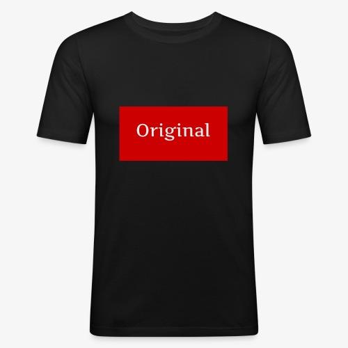 ERDesign - Original T-Shirt - Maglietta aderente da uomo