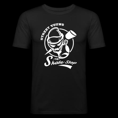 8 - Männer Slim Fit T-Shirt