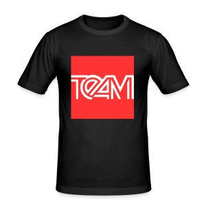 Team oli - Männer Slim Fit T-Shirt