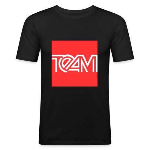 Team oli - Männer Slim Fit T-Shirt