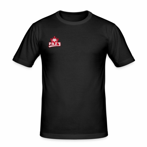 Faz3 Crown Prince - Men's Slim Fit T-Shirt