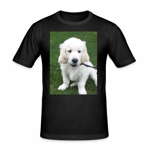 Dearly Dog Tee - Men's Slim Fit T-Shirt