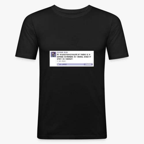 från en av mina gmmla appar - Slim Fit T-shirt herr