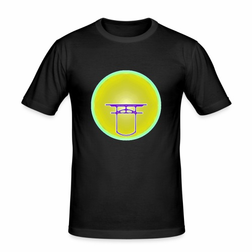 Home - Healer - Men's Slim Fit T-Shirt