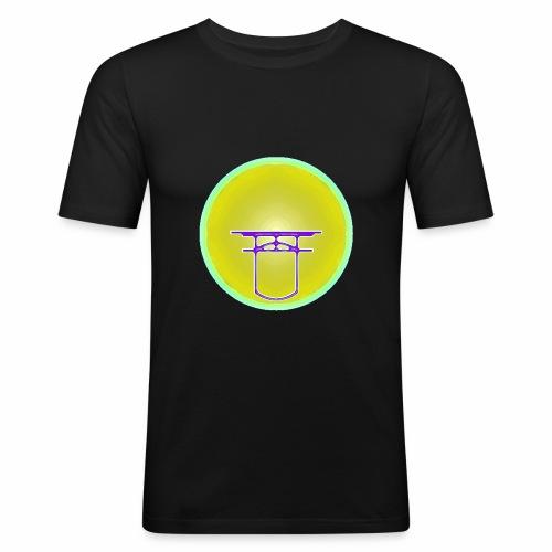 Home - Healer - Men's Slim Fit T-Shirt