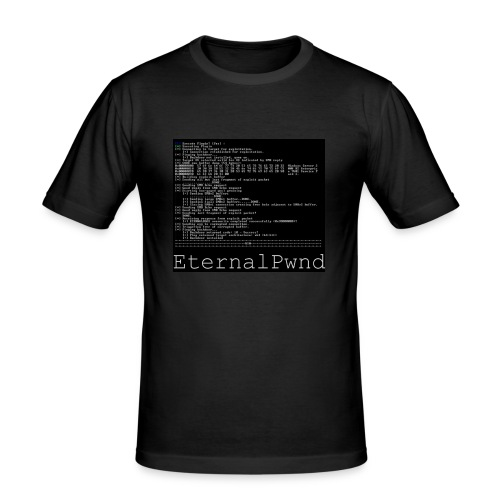 EternalBlue - slim fit T-shirt