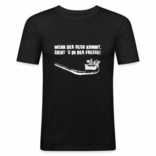 Resonanz - Männer Slim Fit T-Shirt