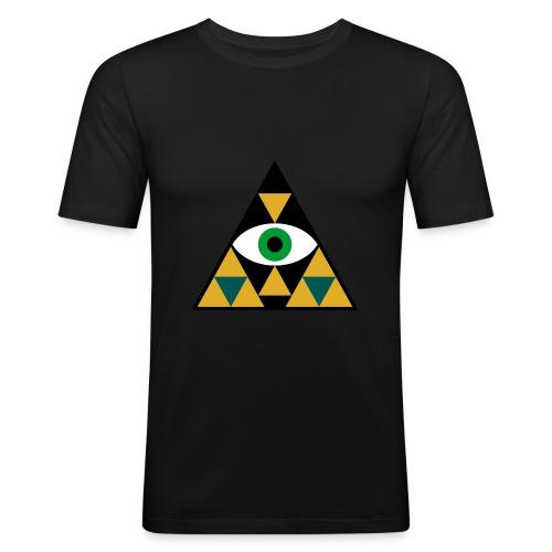 ILLUMINATE (V2) - Men's Slim Fit T-Shirt