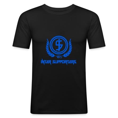 Inter Supporters Classic - Maglietta aderente da uomo