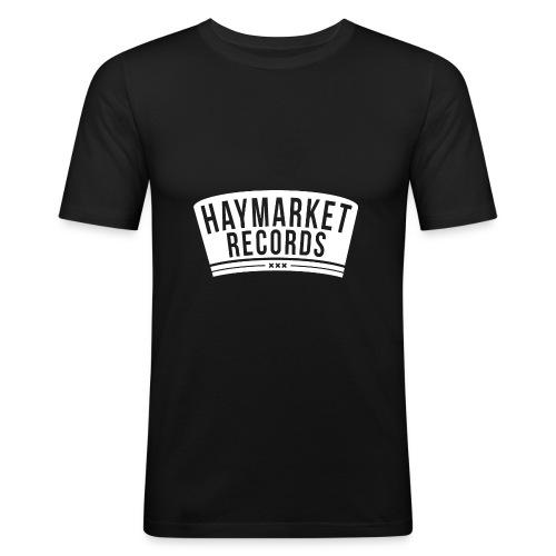 haymarketWHITE - slim fit T-shirt