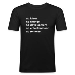 Harsh Noise Wall - Slim Fit T-shirt herr