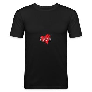 Amo Cevo - Maglietta aderente da uomo