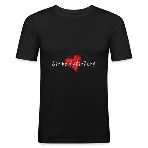 Amo Berzo Inferiore - Maglietta aderente da uomo