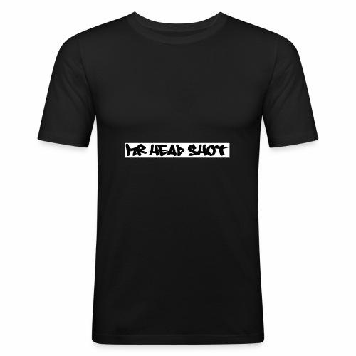 headshot - Männer Slim Fit T-Shirt
