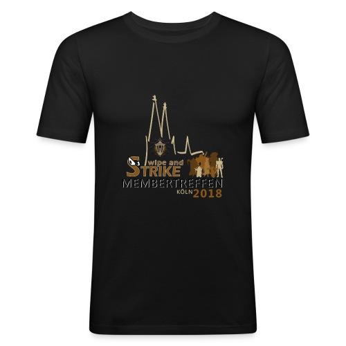 WaS-Membertreffen 2018 - Männer Slim Fit T-Shirt