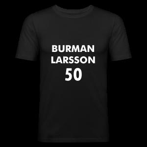 _BURMAN_LARSSON_50 - Slim Fit T-shirt herr