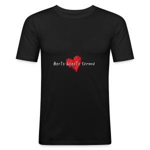 Amo Darfo Boario Terme - Maglietta aderente da uomo