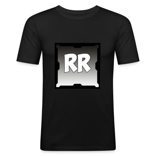 Rixel Simpel - Slim Fit T-shirt herr