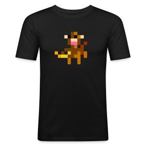 monkey - Slim Fit T-skjorte for menn