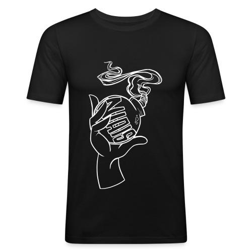 Le niais bomb - T-shirt près du corps Homme