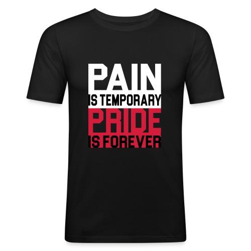 Pride Forever - Männer Slim Fit T-Shirt