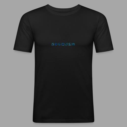 druide - Männer Slim Fit T-Shirt