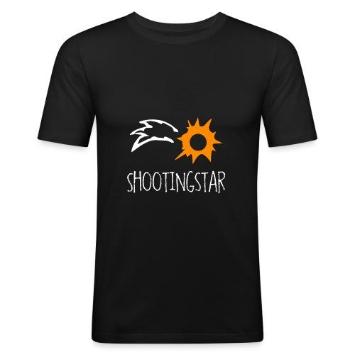 Shootingstar - Männer Slim Fit T-Shirt