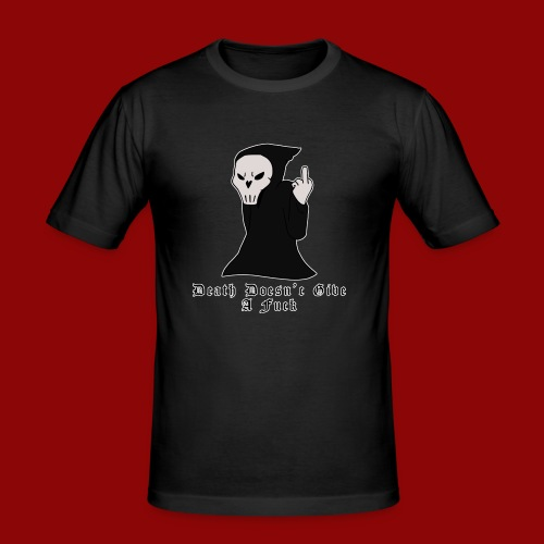 Death the Grim Reaper - Men's Slim Fit T-Shirt