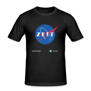 One small step for Zeit - Men's Slim Fit T-Shirt