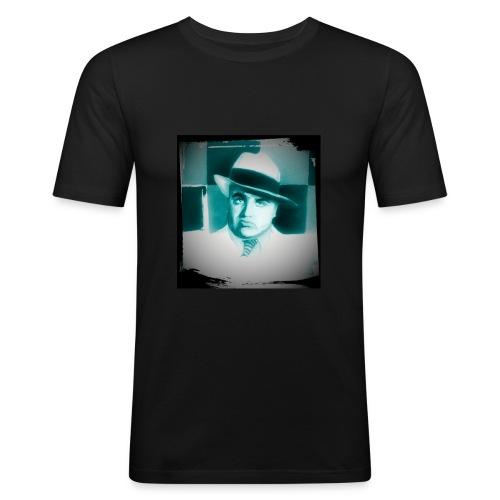 Brain Power ll - Männer Slim Fit T-Shirt