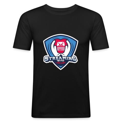 gaming_charity_normal - Männer Slim Fit T-Shirt